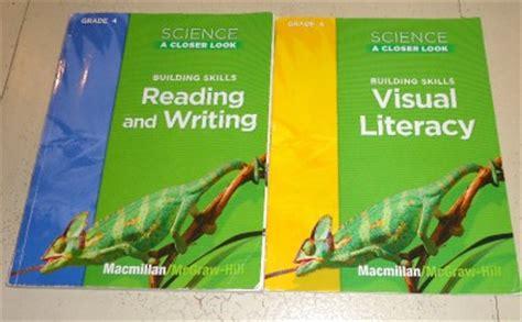 Macmillan Mcgraw Hill Science Closer Look Teacher Guides Grade 4 Calvert School Ebay