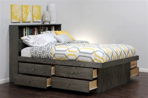 Drawer Pedestal Beds, Storage Beds, Under Bed Storage, Pedestal Bed