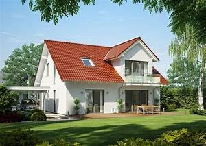 überdachte Terrasse Bauen : familienhaus magnum von kern haus berdachte terrasse ~ Markanthonyermac.com Haus und Dekorationen