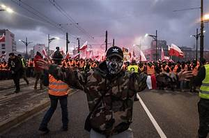 60,000 participate in Polish nationalist march amid shouts ...