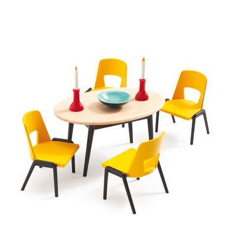 la salle 224 manger djeco pour chambre enfant les enfants du design