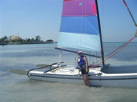 Hobie Catamaran For Sale Florida by 1984 Hobie Cat 18 Sailboat For Sale In Florida