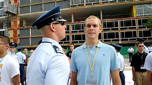 Air Force Academy Basic Cadets learn the hard way - YouTube