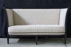 Sofa Hohe Rückenlehne : edles zweisitzer sofa hohe r ckenlehne garde couch sesselsofa nt0872 ebay ~ Markanthonyermac.com Haus und Dekorationen