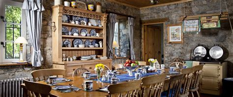 Traditional Irish Kitchen  South Tipperary Castle