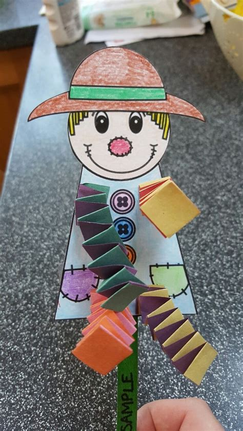 Crafts, Scarecrow Crafts And Scarecrows On Pinterest
