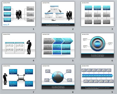 5 Free Powerpoint E-learning Templates