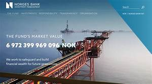 Norway Sovereign Wealth Fund Urged to Add More Stocks ...