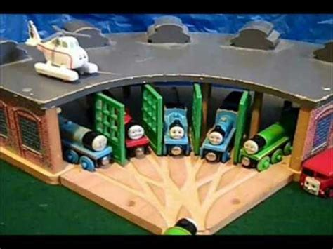 tidmouth sheds review wooden version