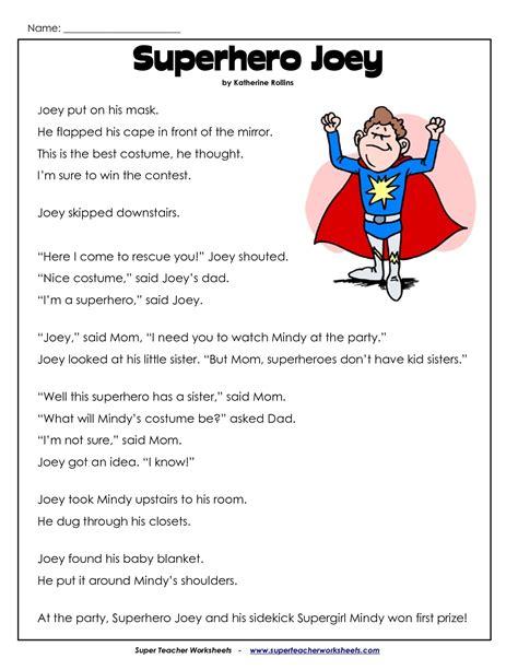 Best Of Mr Nussbaum Reading Comprehension Printables Downloadtarget