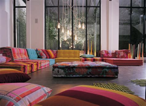 roche bobois for pattern