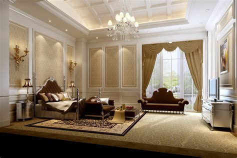 luxury bedroom interior images 10391