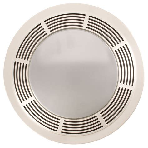 broan nutone bathroom exhaust fan with light and light 750