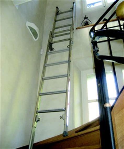 echelle pour escalier droit ou en colimacon id 233 al pour le bricolage