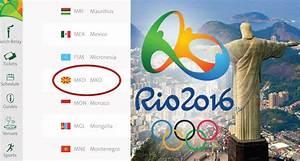 FYROM Listed as Macedonia on Rio 2016 Official Olympics ...