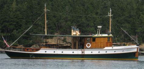 Old Wooden Tug Boats For Sale by Classic Wooden Motor Sailers Liveaboard Boats For Sale