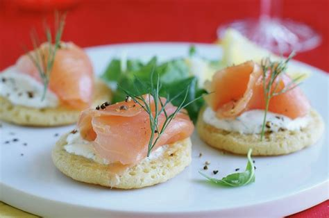 50 and easy canapes crispy prawns with sweet chilli dip goodtoknow