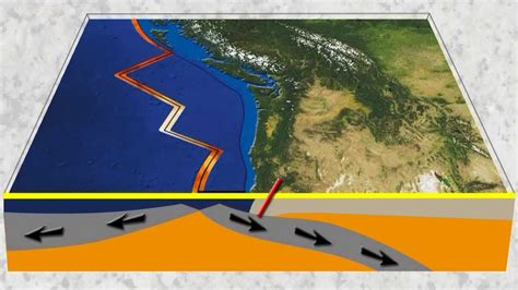 plate tectonics seafloor spreading subduction and megathrust earthquakes