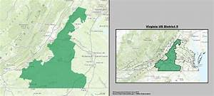 Virginia's 5th congressional district - Wikipedia