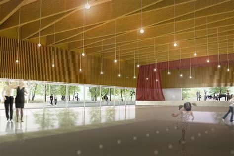 salle polyvalente de stiring wendel kl architecture