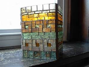 Basteln Mit Mosaiksteinen : windlichter basteln bastel ideen mit glas mosaik metall und papier ~ Whattoseeinmadrid.com Haus und Dekorationen