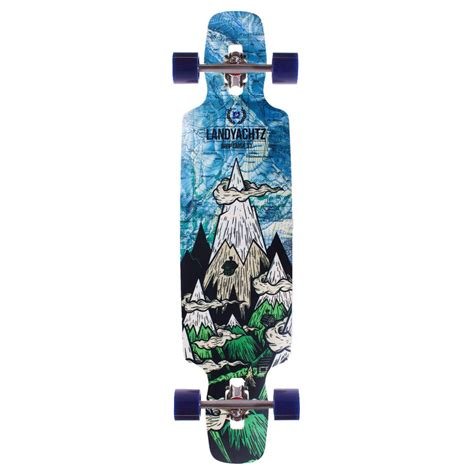 landyachtz drop carve deck only longboard decks atbshop co uk