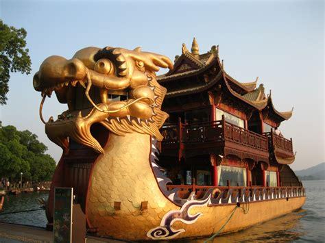 Dragon Boat House hangzhou dragon boat house boats ships pinterest