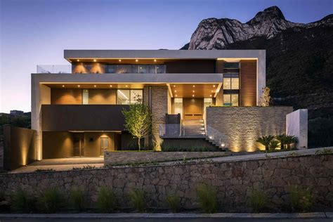 Modern Luxury House Plans And Designs Modern Luxury House