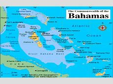The 4 main islands of The Bahamas are beautiful places to