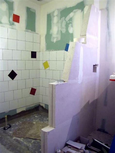 19 salle de bain cloison siporex h600 photo de chantier collaboratif les jointeurs
