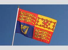 Great Britain Royal Hand Waving Flag 12x18
