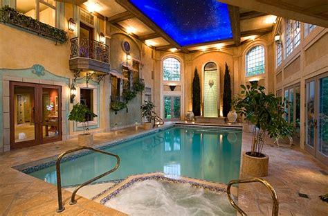 + Indoor Swimming Pool Ideas