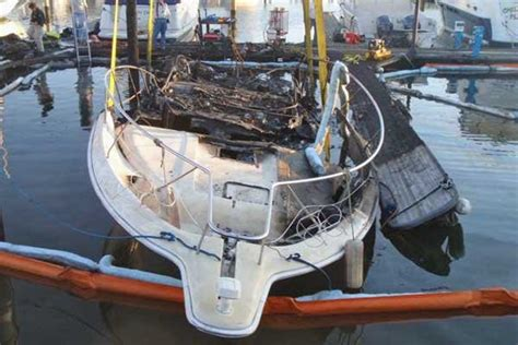 Electric Fire Boat by Boat Fires Seaworthy Magazine Boatus