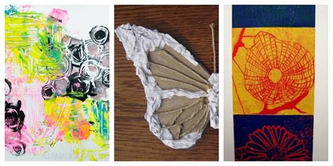 25 So Cool Printmaking Ideas • Craftwhack