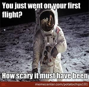 Neil Armstrong by potatochips101 - Meme Center