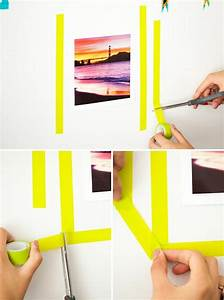 Idee Für Fotowand : einzigartige bilderrahmen selber basteln statt kaufen fotowand ideen ~ Markanthonyermac.com Haus und Dekorationen