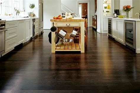 kitchen floors best kitchen flooring materials houselogic
