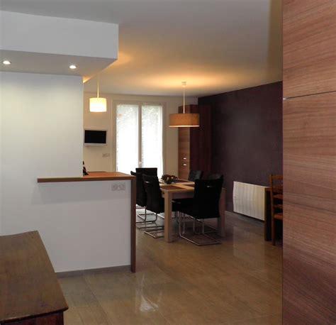 chambre cuisine ouverte avec verriere 2017 avec meuble s 233 paration cuisine s 233 jour photo salon