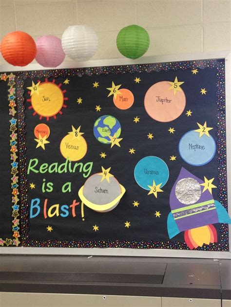 Best 25+ Space Theme Classroom Ideas On Pinterest Space