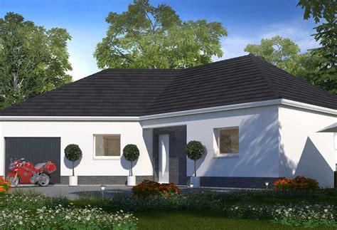 plan maison individuelle 3 chambres 48 habitat concept