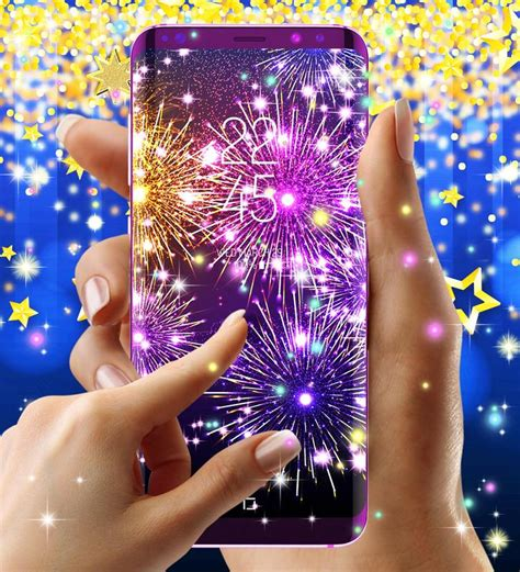Happy New Year 2018 Live Wallpaper For Android
