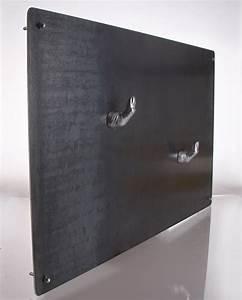 Magnet Pinnwand Groß : set rohstahl pinnwand gro mit 2 magnetischen daumen in silber metallic anko design ~ Markanthonyermac.com Haus und Dekorationen