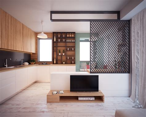 Home Interior Design : Interiors Under Square Meters