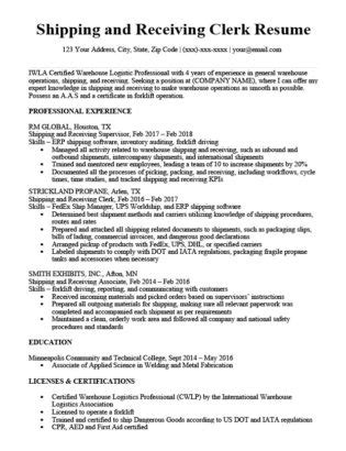 Electrician Resume Sample & Writing Tips  Resume Companion