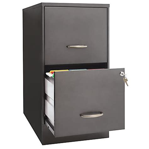 officemax 22 2 drawer file cabinet by office depot officemax