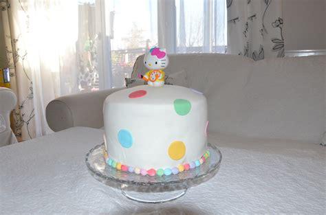 rainbow cake hello la p 226 te 224 sucre