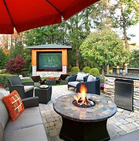 patio ideas home stuff
