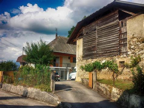 maison 224 vendre en rhone alpes haute savoie faverges maison de mitoyenne et grange 224