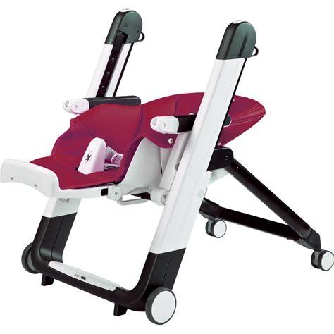 chaise haute r 233 glable siesta berry de peg perego chez