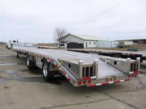 aluminum step deck rs 28 images step deck trailer rs